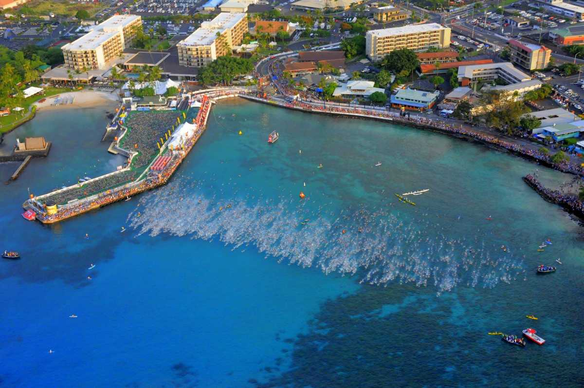 Ironman World Championships Hawaii